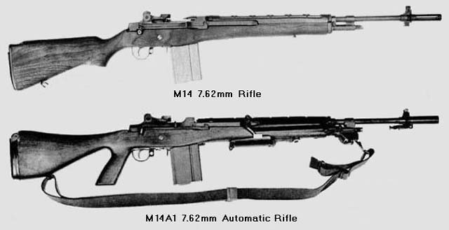 Who invented the M-14 / M-1A rifle? - Calguns net